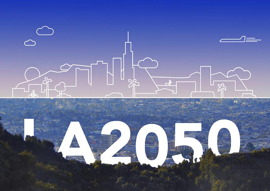 LA2050 Infographic