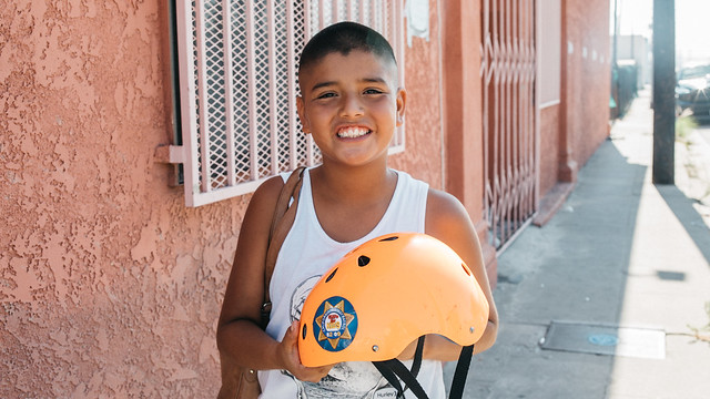 CHP helmet
