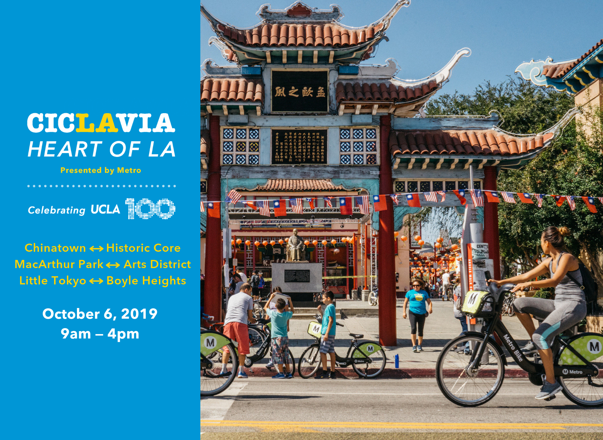 Heart of LA Celebrating UCLA100
