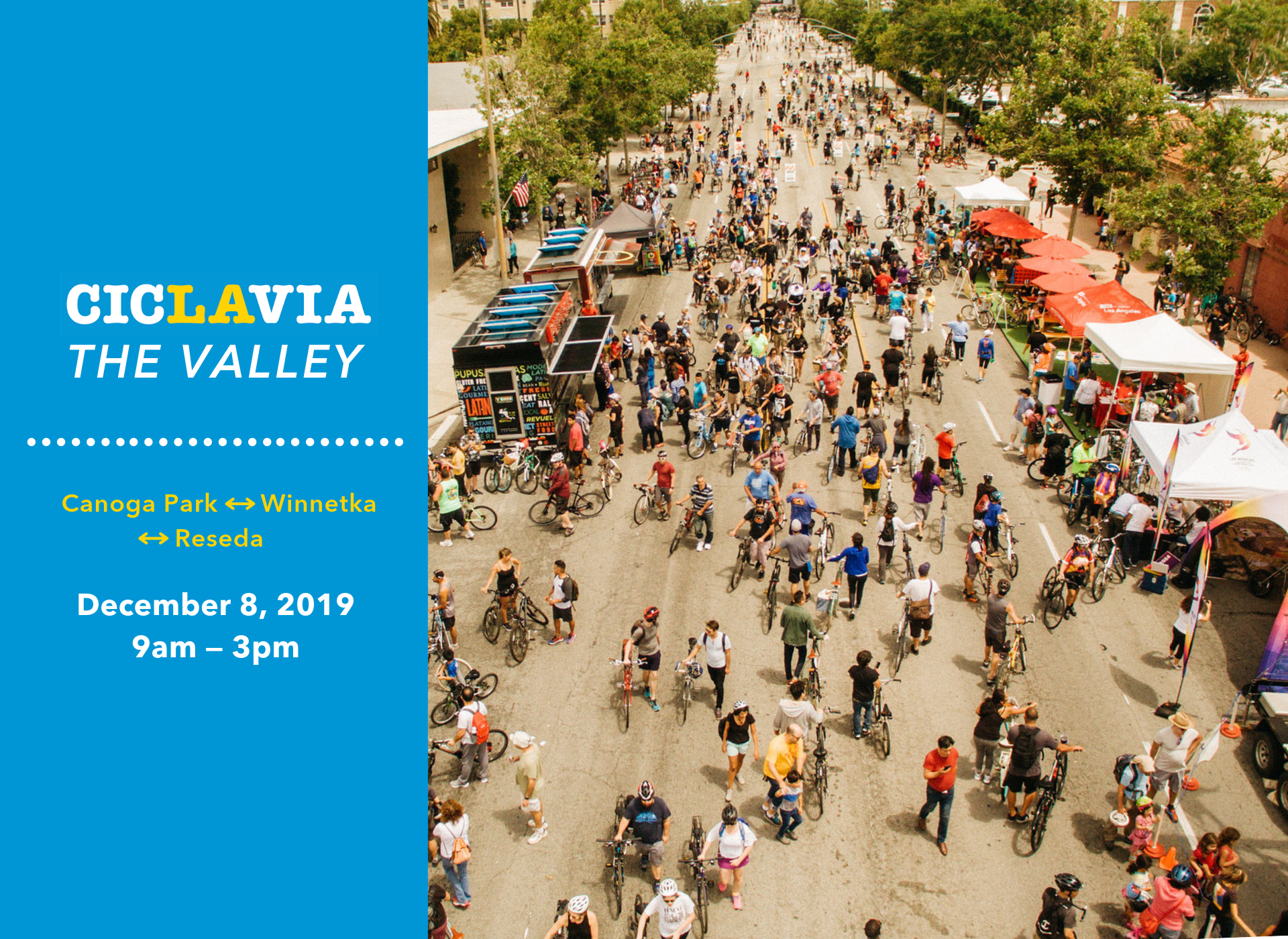 CicLAvia—The Valley