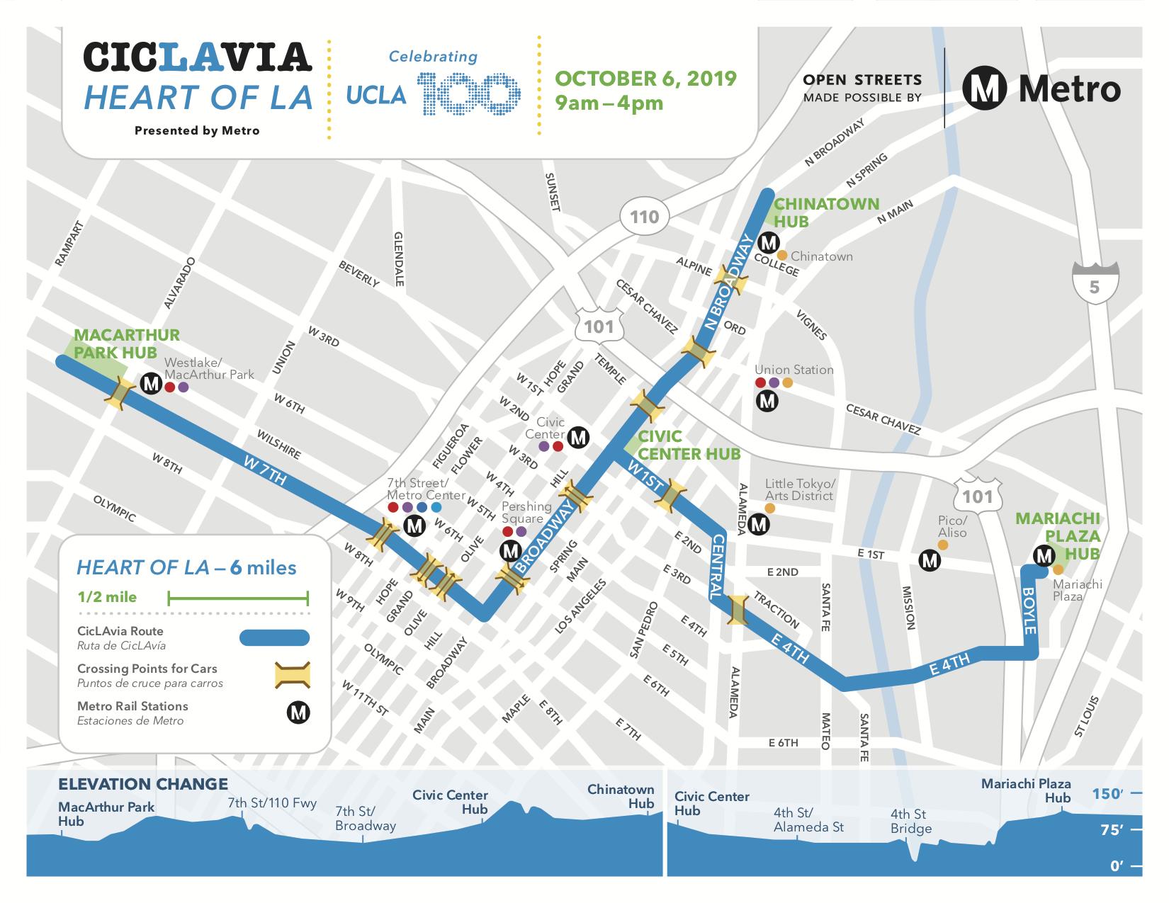 CicLAvia—Heart of LA - CicLAvia