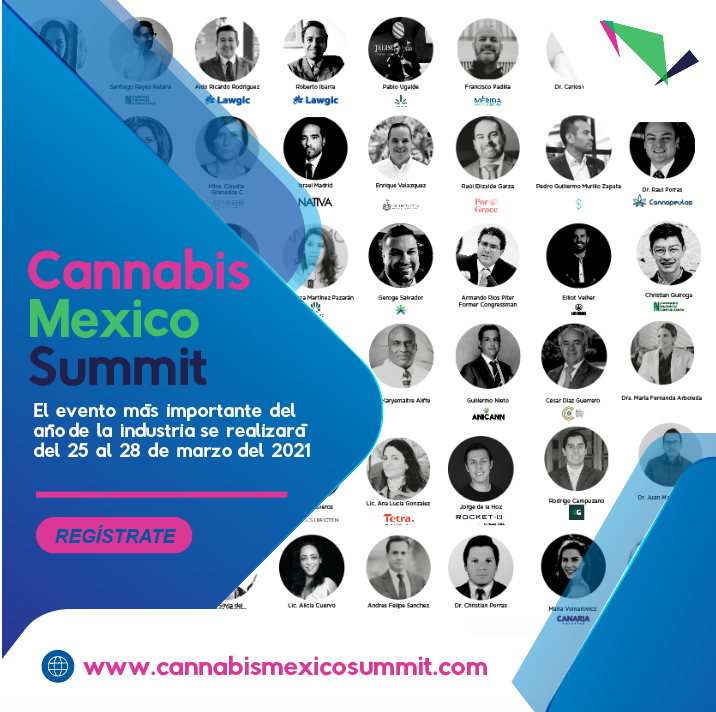 Cannabis Summit México