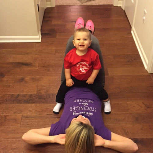 Get fit with your baby