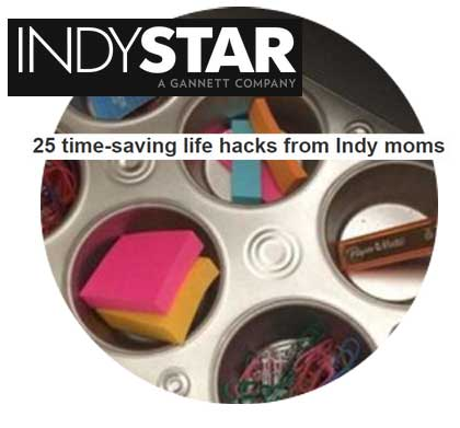 Indy Star Life Hacks