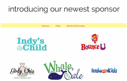 theCityMoms Group Sponsorships