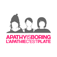 Apathy is Boring Logo