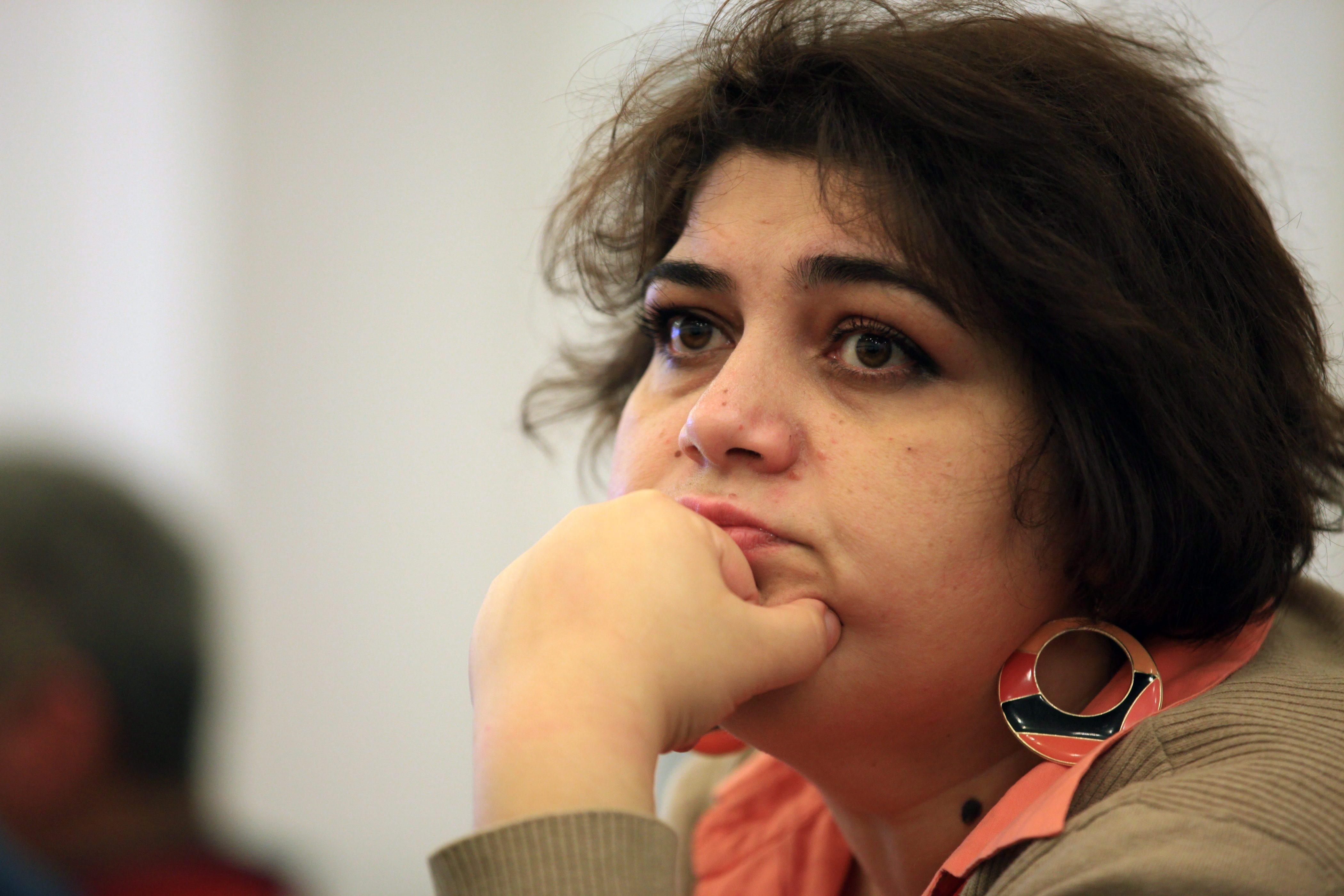 khadija ismayilova, azerbaijan