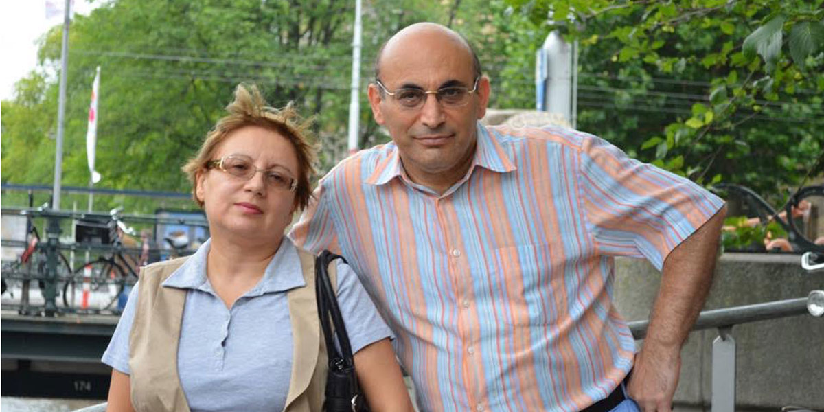 Azerbaijan, Leyla-and-Arif-Yunus