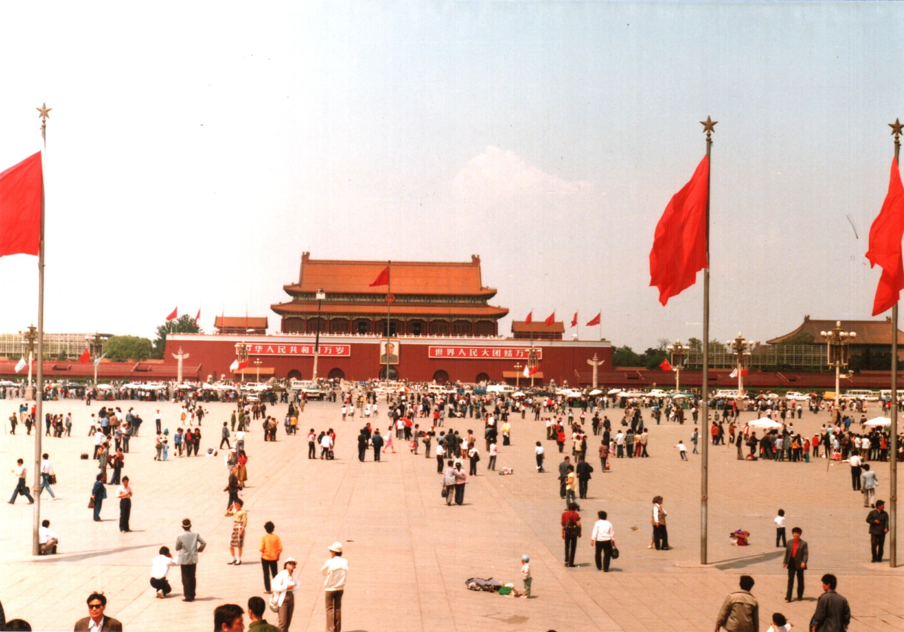 Tiananmen_Square__Beijing__China