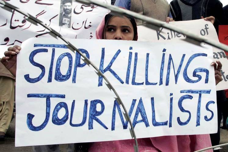 Draconian Laws Threaten Press Freedom in Pakistan - CJFE   Canadian Journalists for Free Expression