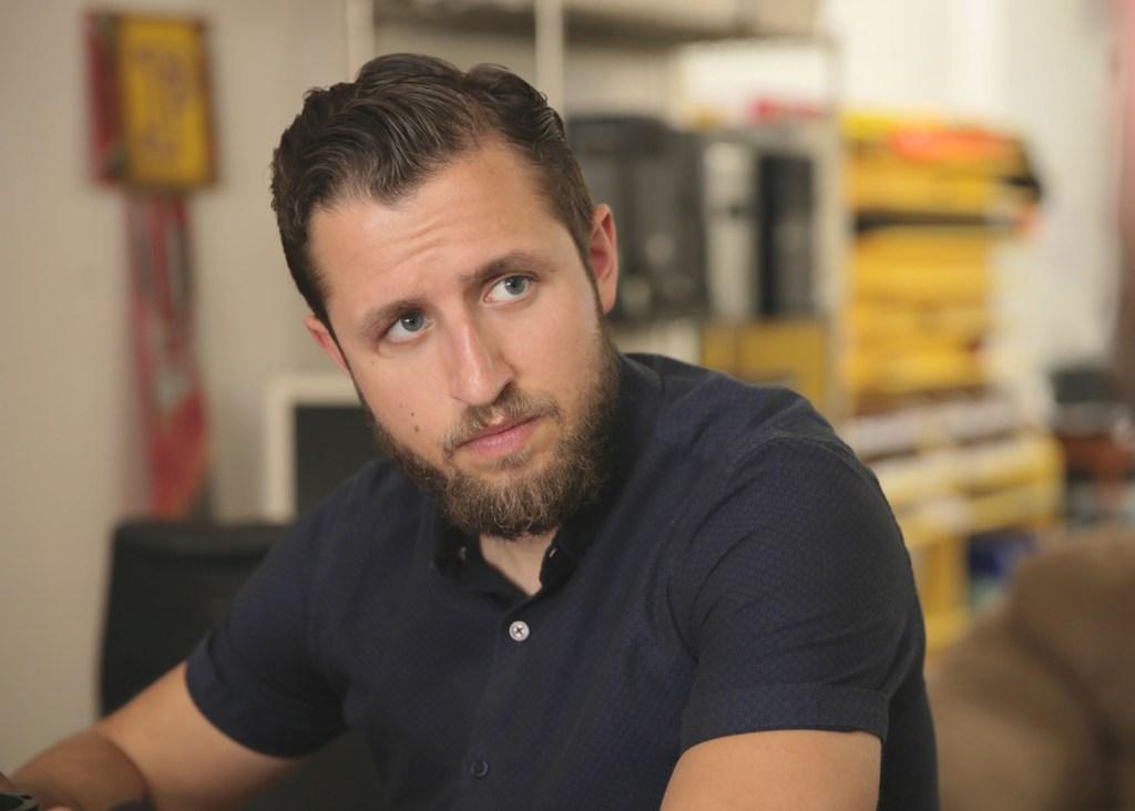 VICE News journalist Ben Makuch. PHOTO: VICE.