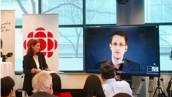 snowden archive launch cjfe