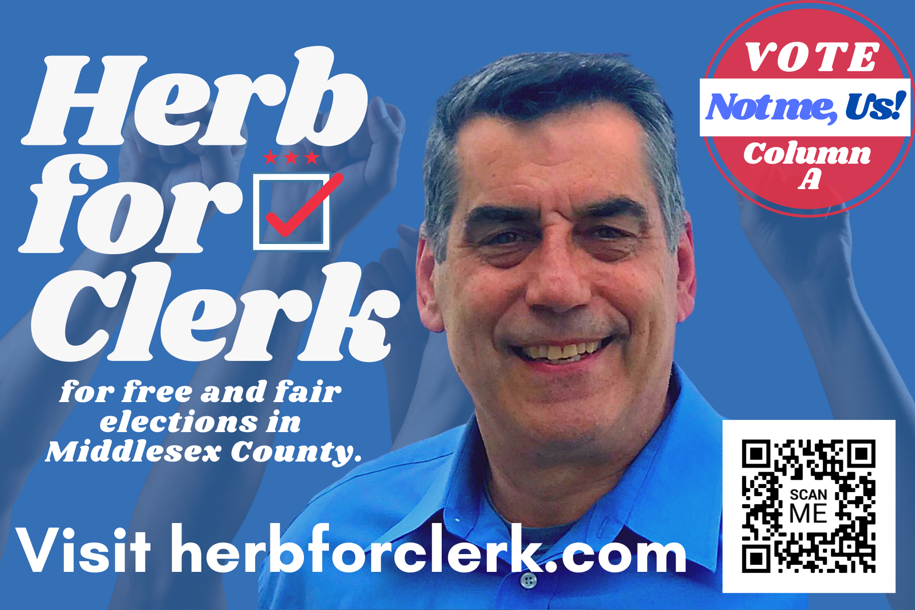 Herb for Clerk w QR