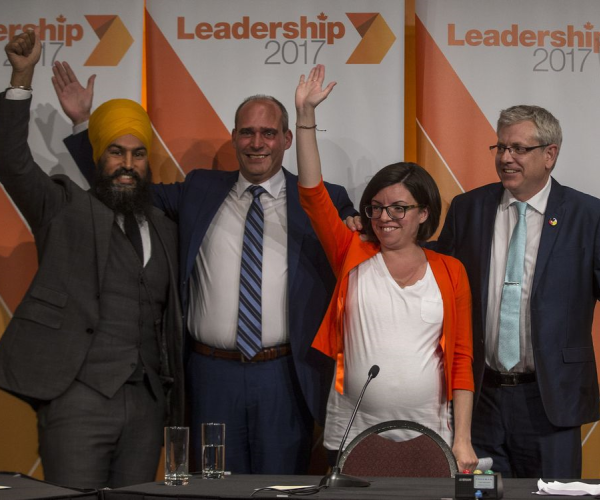 NDP Leadership Candidates Assessment - CJPME - English