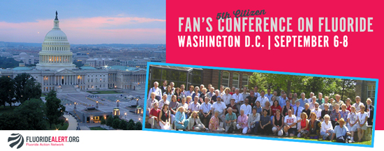 FAN Fluoride Conference 2014 clean, water, california, fluoridation, fluoride, san francisco