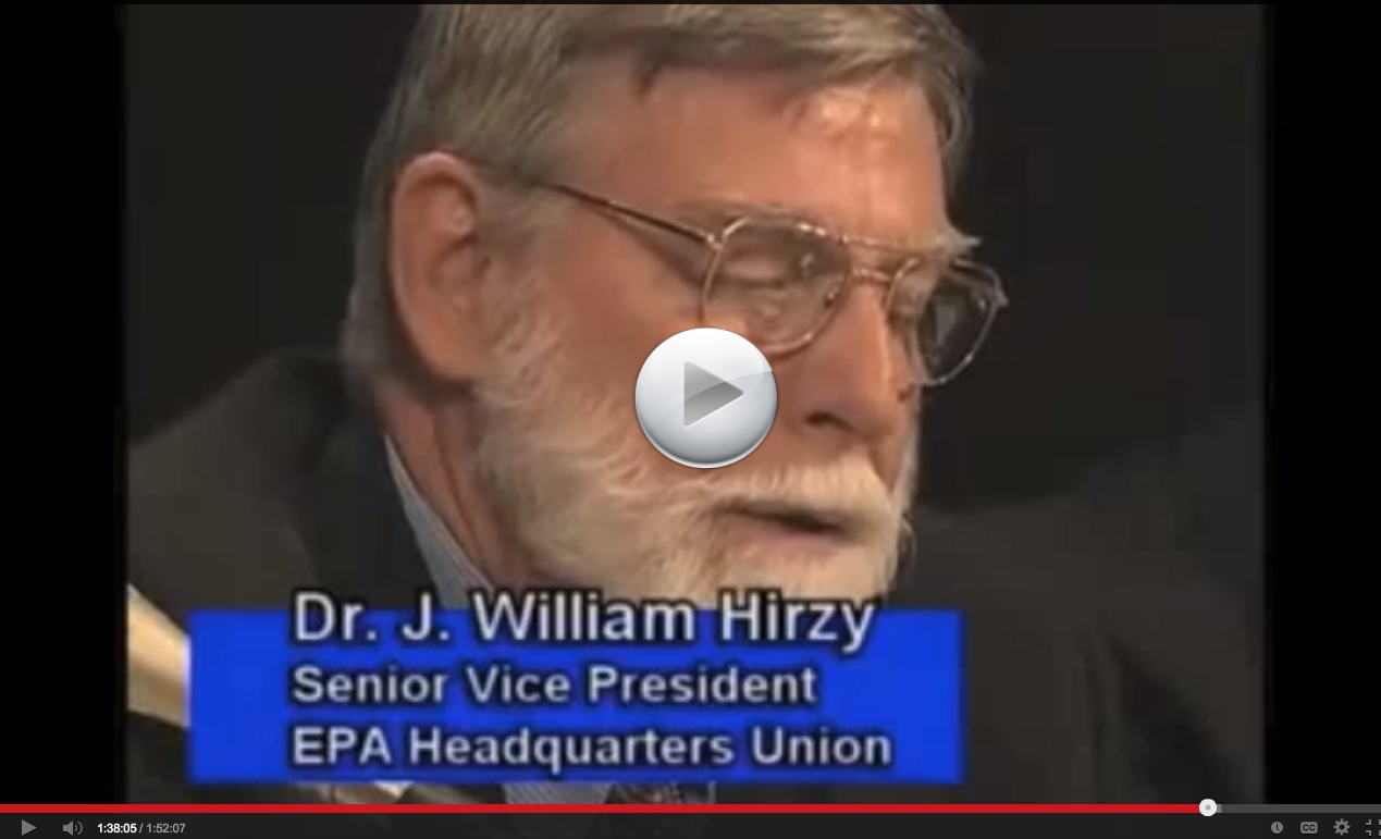 Bill Hirzy Fluoride clean, water, california, fluoridation, fluoride, san francisco