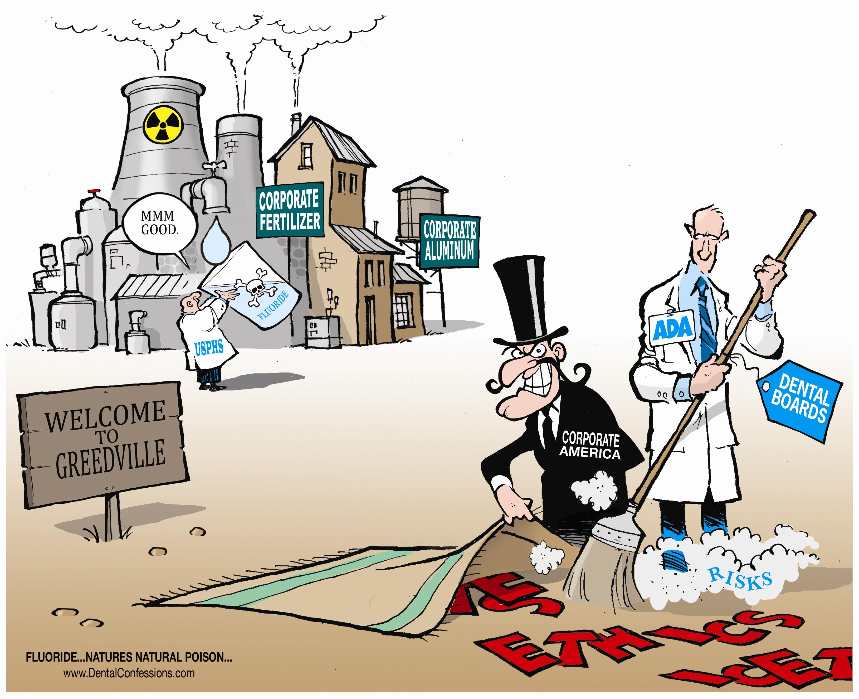 Fluoride Industrial Waste clean, water, california, fluoridation, fluoride, san francisco