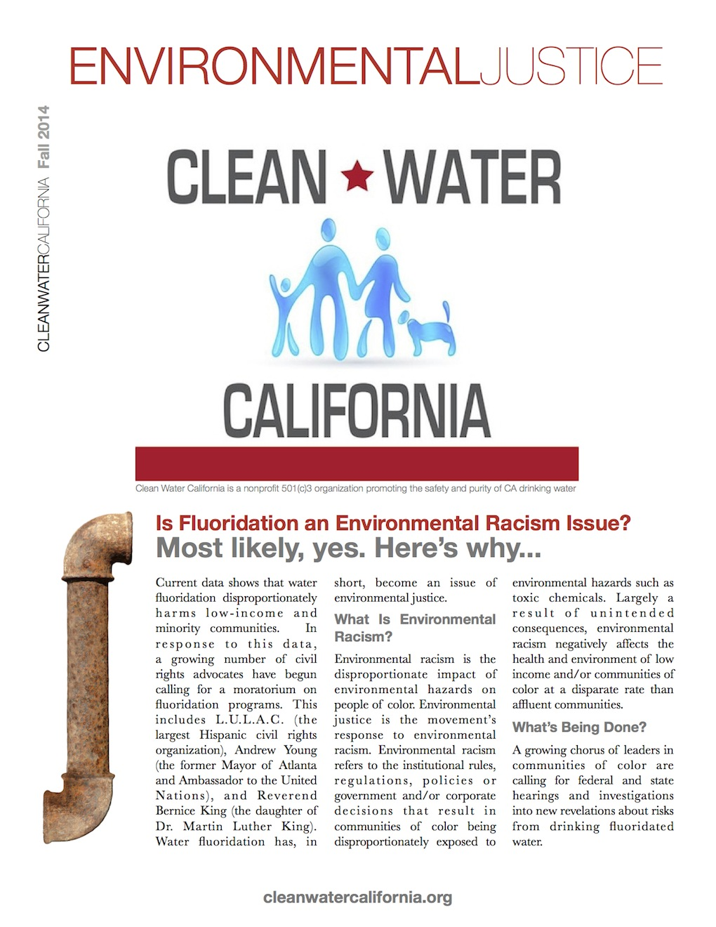 clean, water, california, fluoridation, fluoride, san francisco, environmental justice, environmental racism