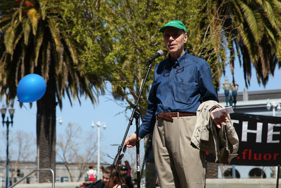 Dr. Richard Kunin clean, water, california, fluoridation, fluoride, san francisco