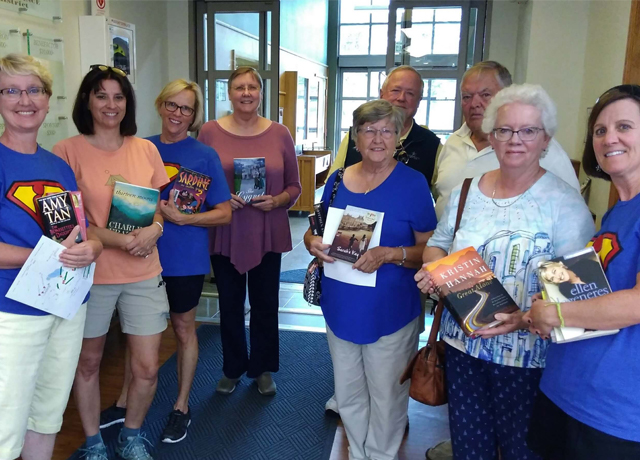 2019 Book Drop at Little Free Libraries