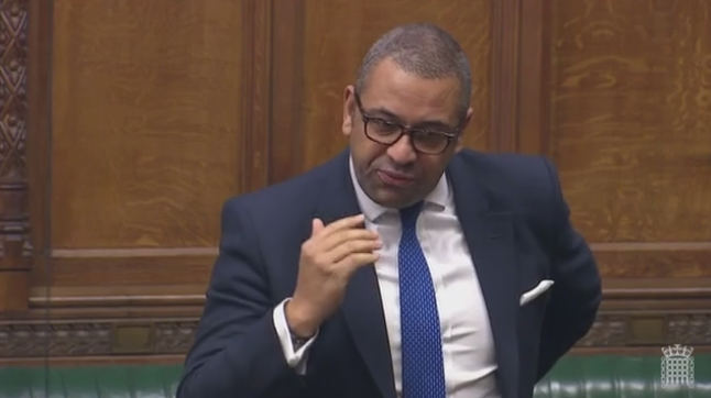 Speaking in the House of Commons, 3rd November 2017