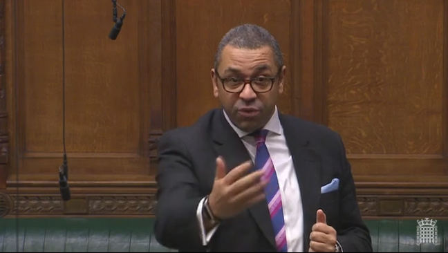 James Cleverly speaking in the debate on the Brexit Bill, 16 January 2018