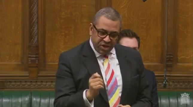 Speaking in the House of Commons, March 2017