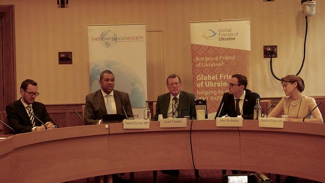 Ukraine debate