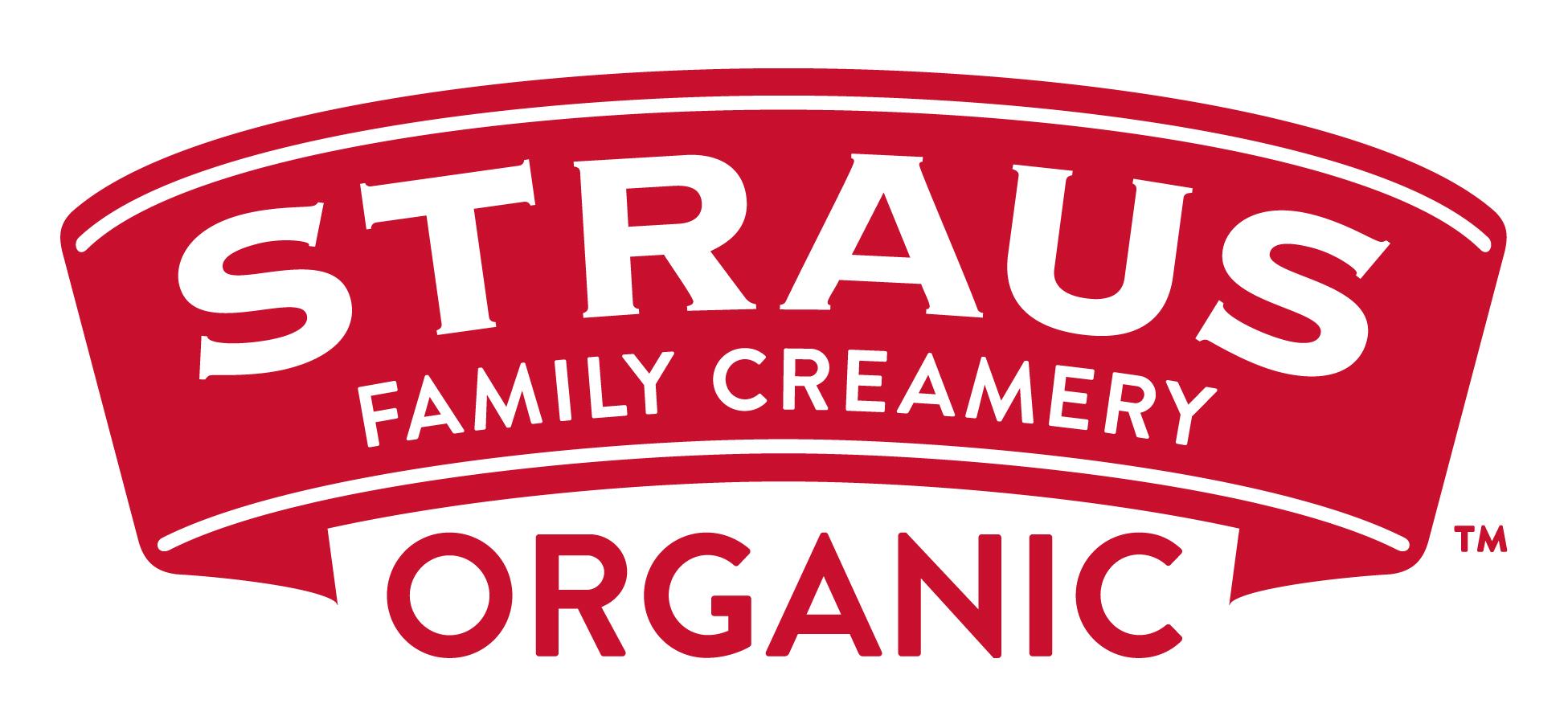 Straus Creamery logo