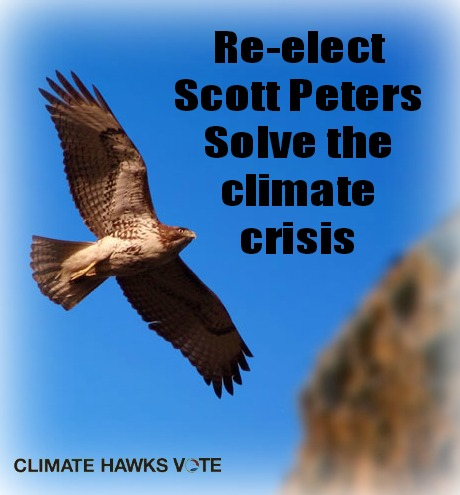 Reelect Scott Peters