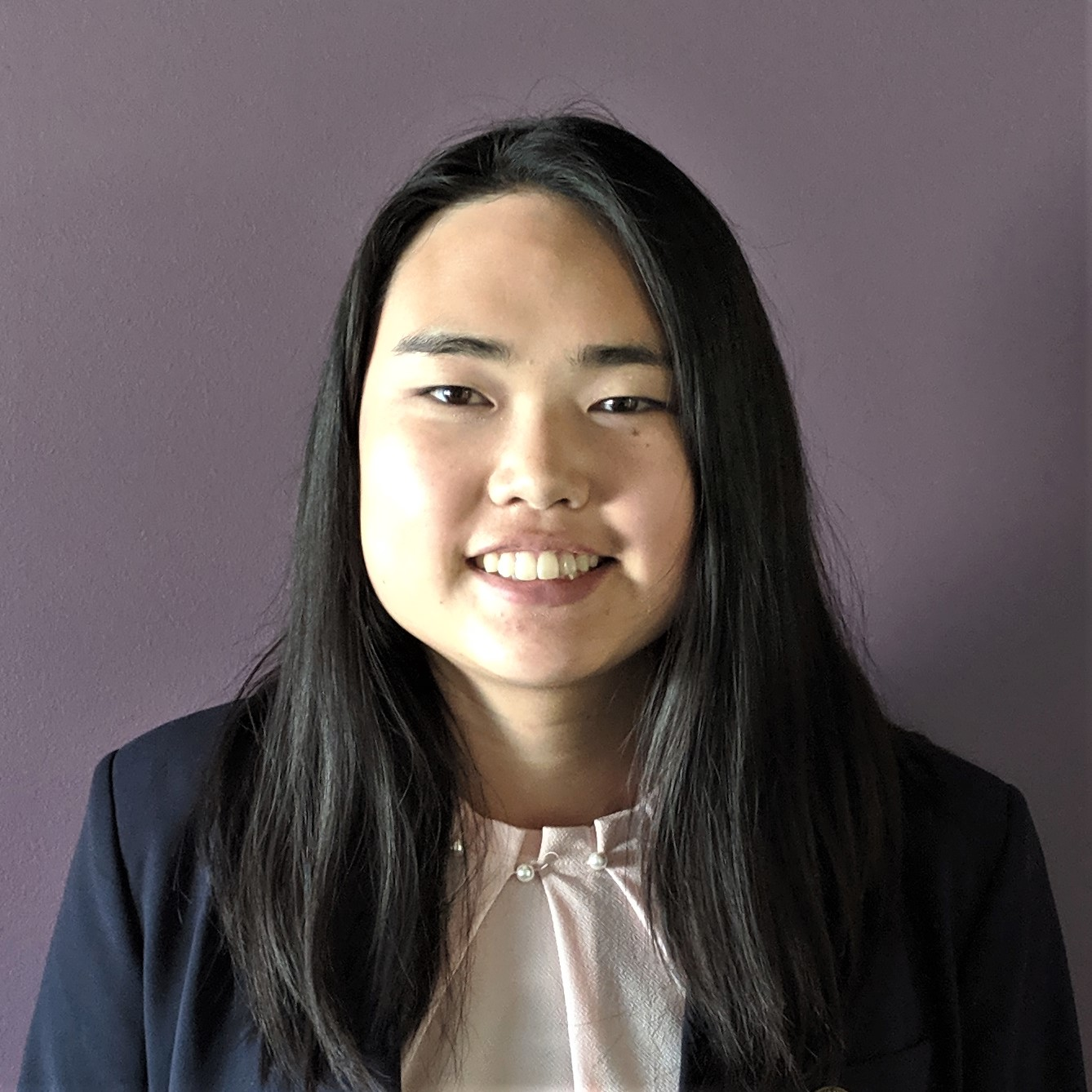 Photo of Nicole Cheng, CivicSpark Fellow