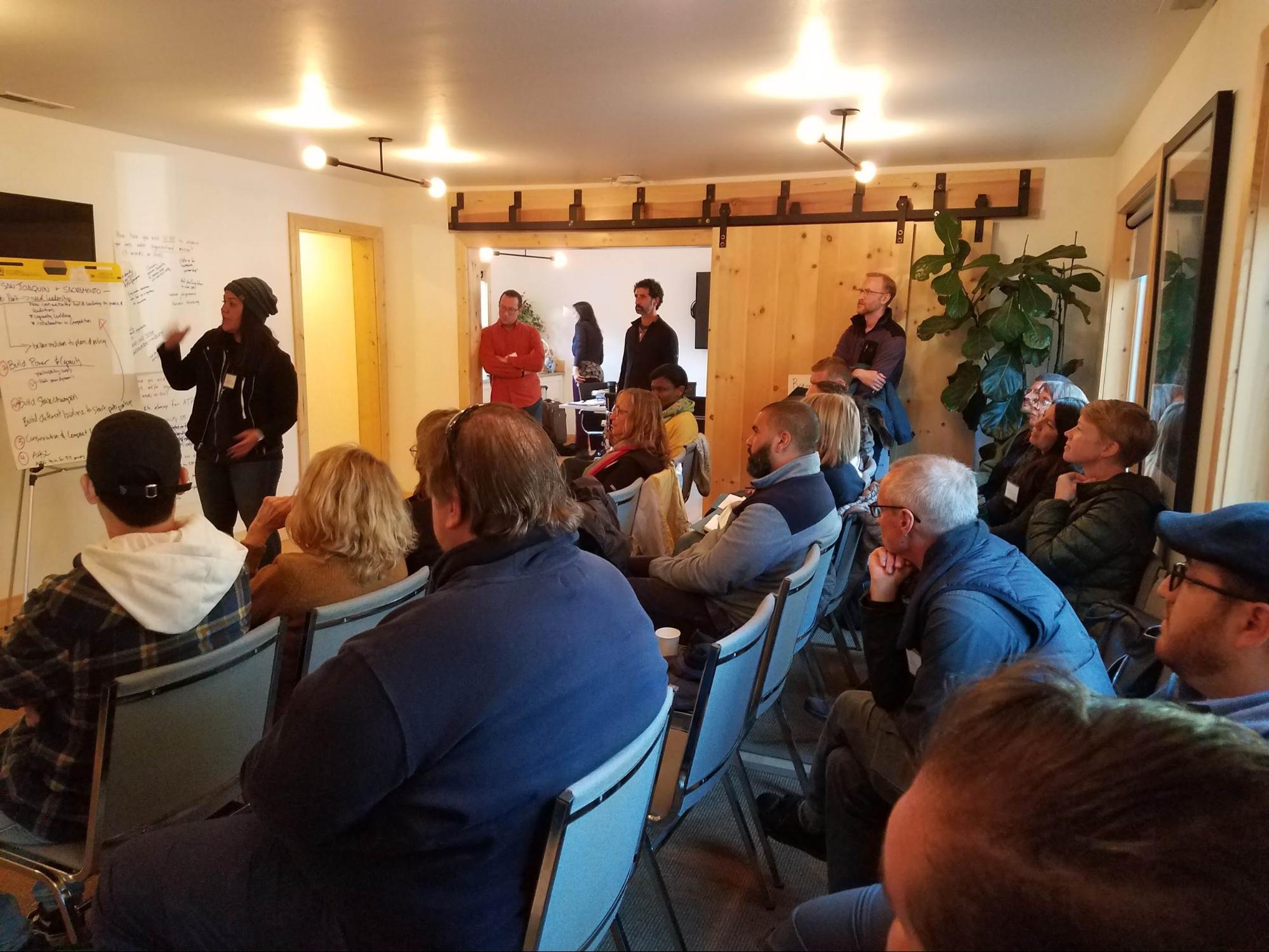 2018 South Lake Tahoe Partner Retreat