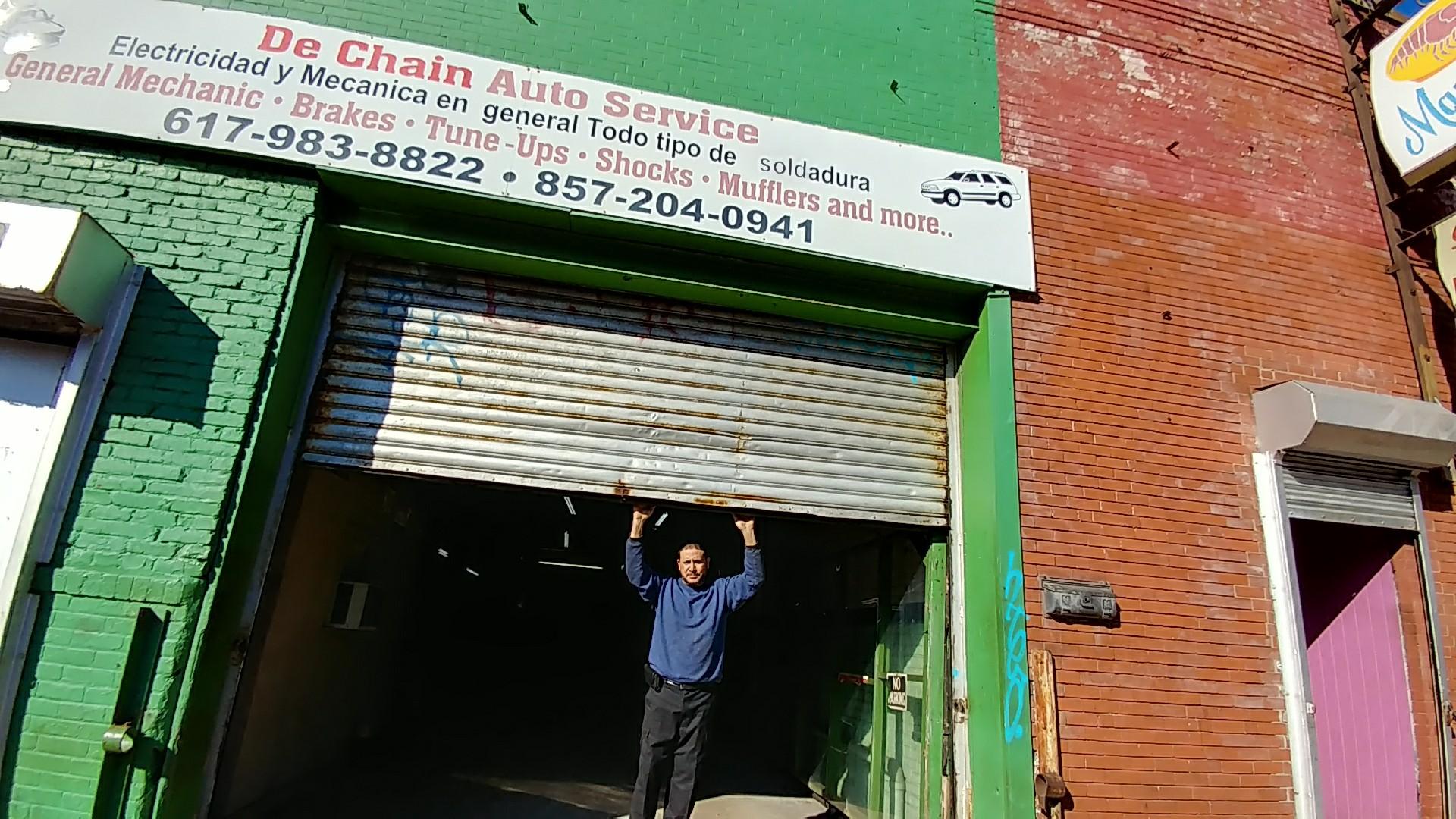 De Chain auto service