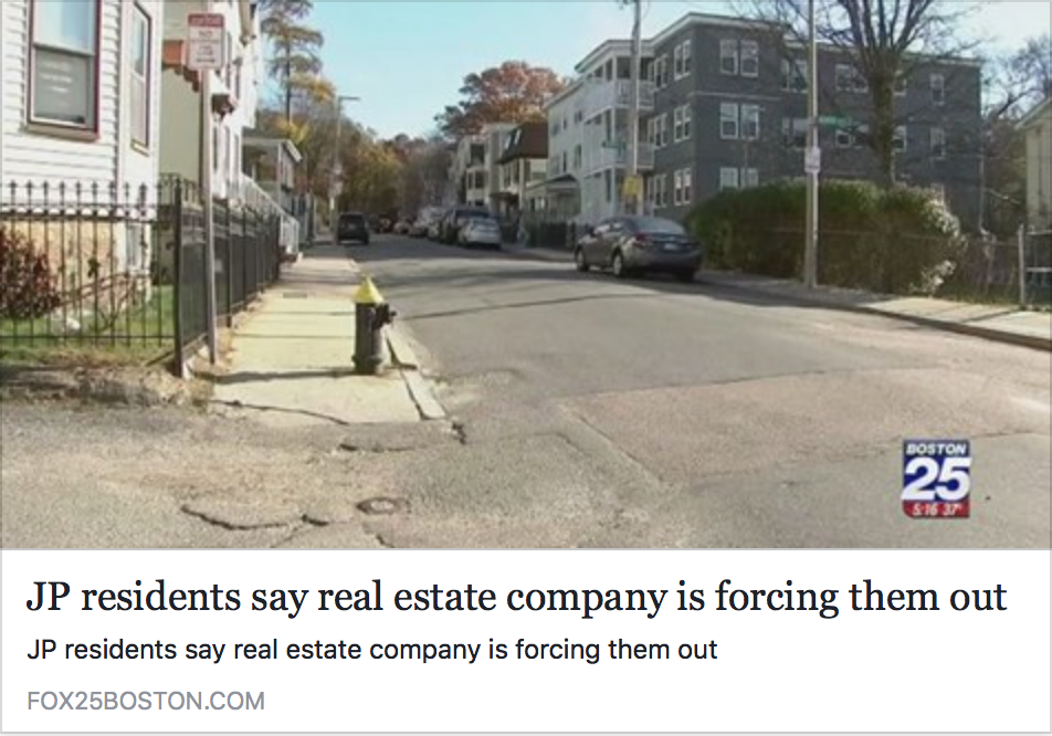 City Realty tenants speak out on Fox 25 News