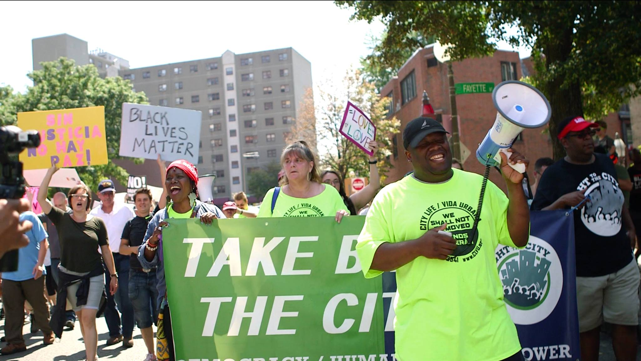 City Life/Vida Urbana supports renters facing unjust eviction