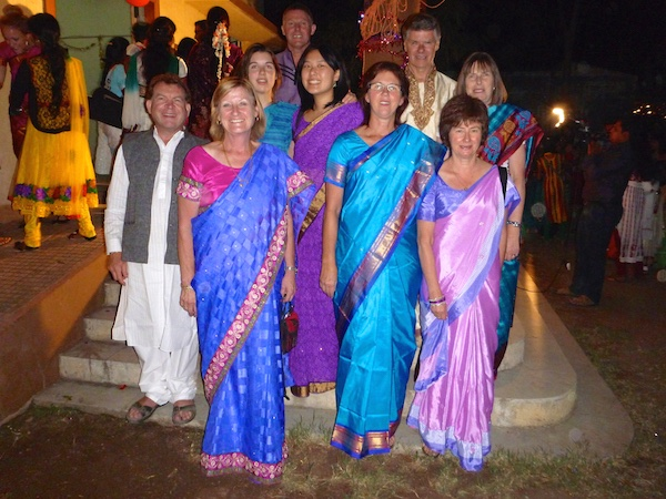 India team, dressed up for a wedding.jpg