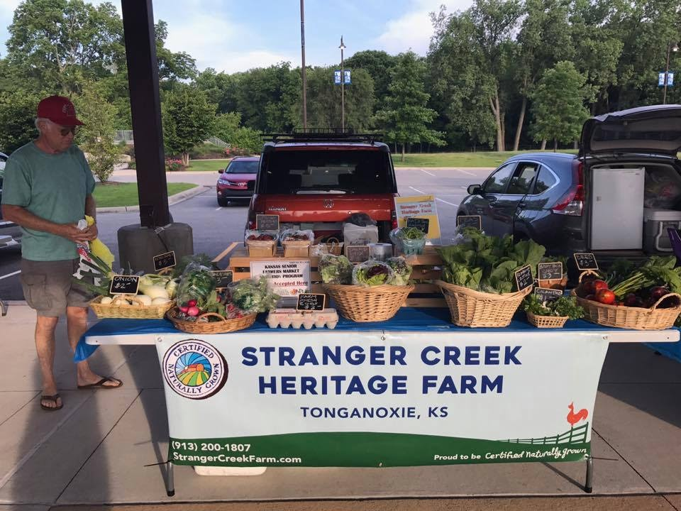 Stranger Creek CNG Banner