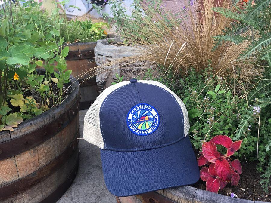 CNG trucker cap