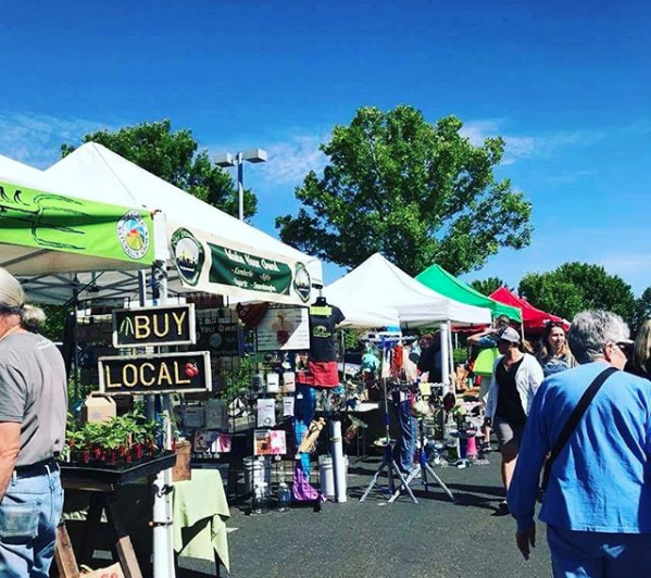 Oregon City Farmers Market