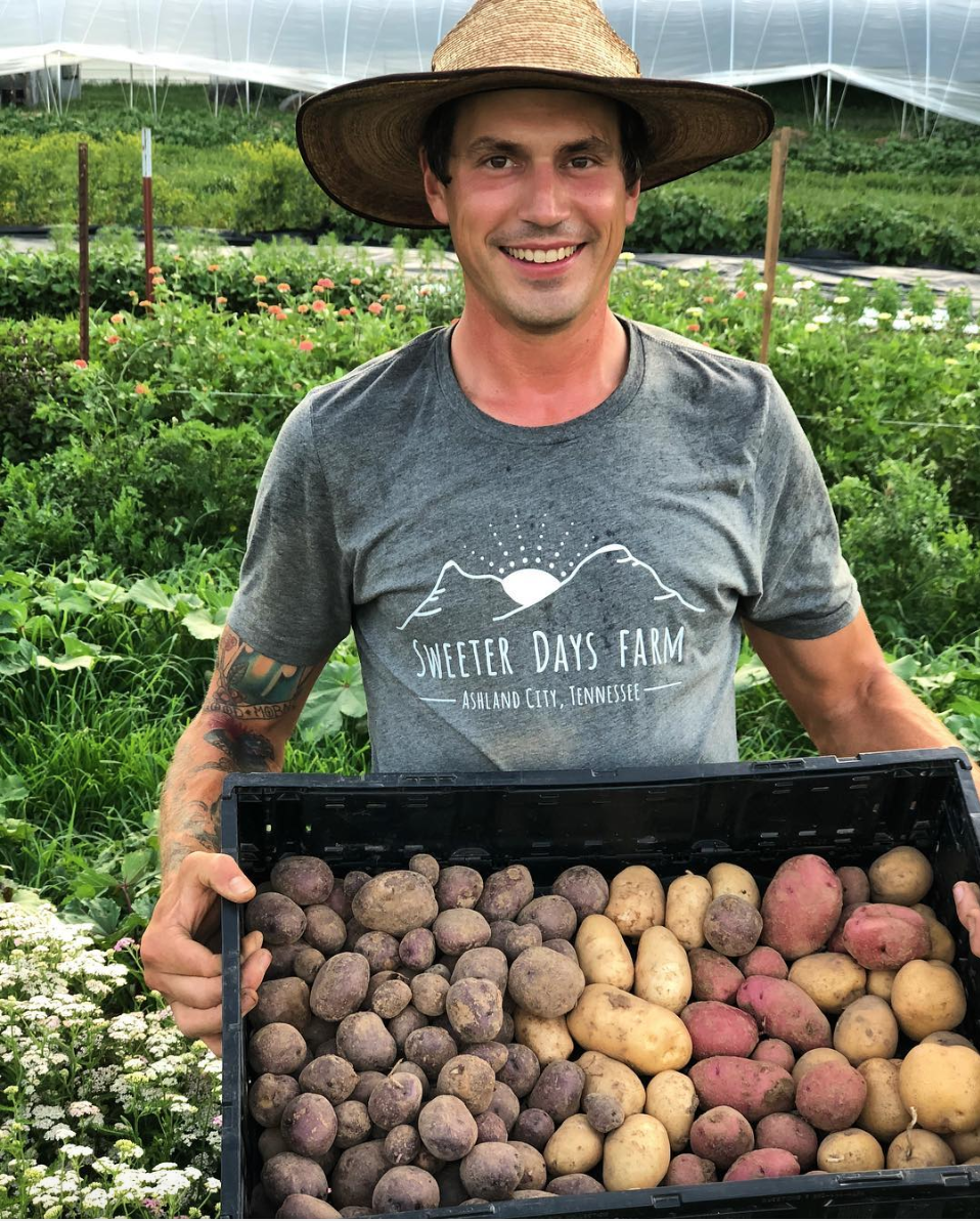 Organic Alternative Produce Farmer