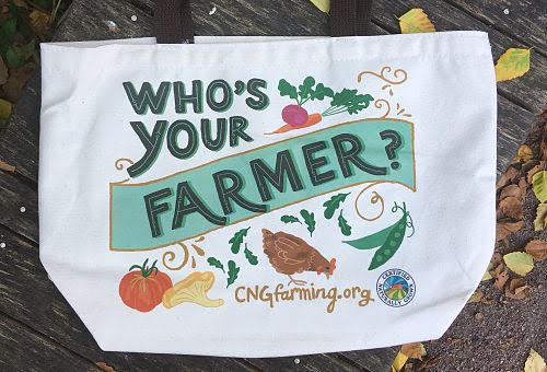 Sustainable Farmers Market Bag