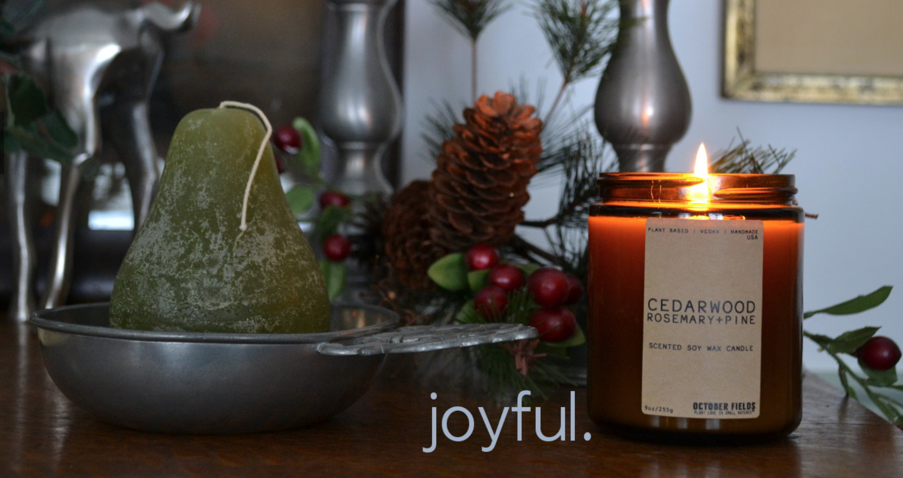 Sustainable Alternative Organic Certified Herbal Vegan Gifts