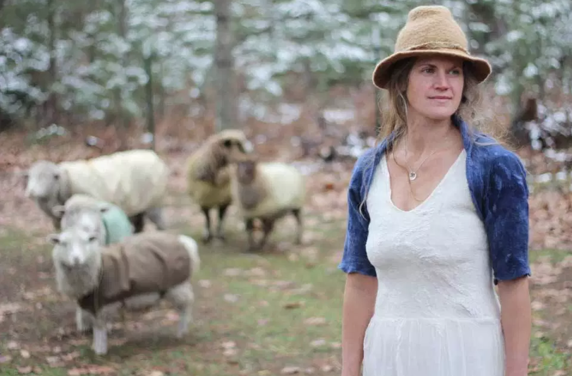 Organic Sustainable Alternative Certified Wool Fiber Gifts
