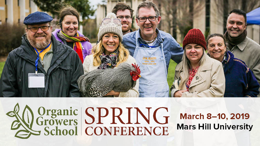 Certified Naturally Grown Organic Alternative Sustainable Gathering School