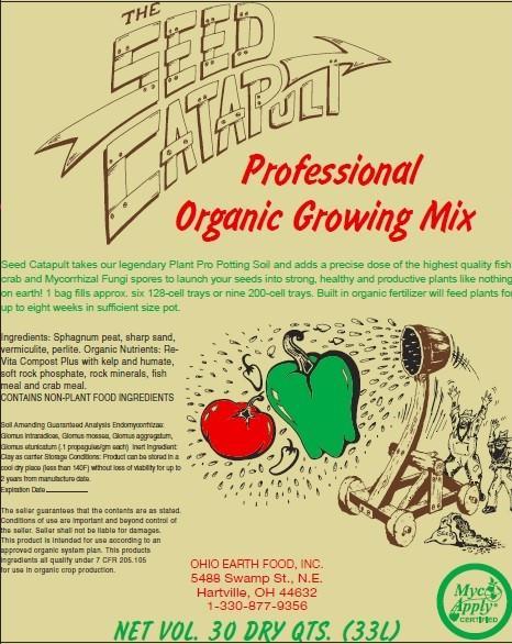 Organic Alternative Certified Potting Soil