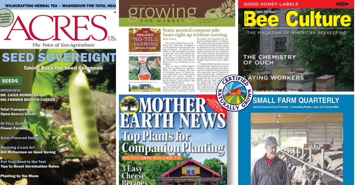 Organic Farm Magazine