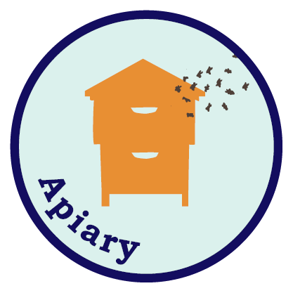 Certified Naturally Grown Organic Alternative Beekeeping
