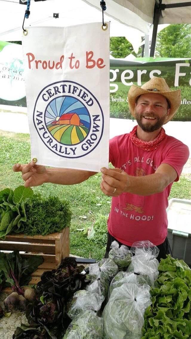 Certified Naturally Grown Organic Alternative