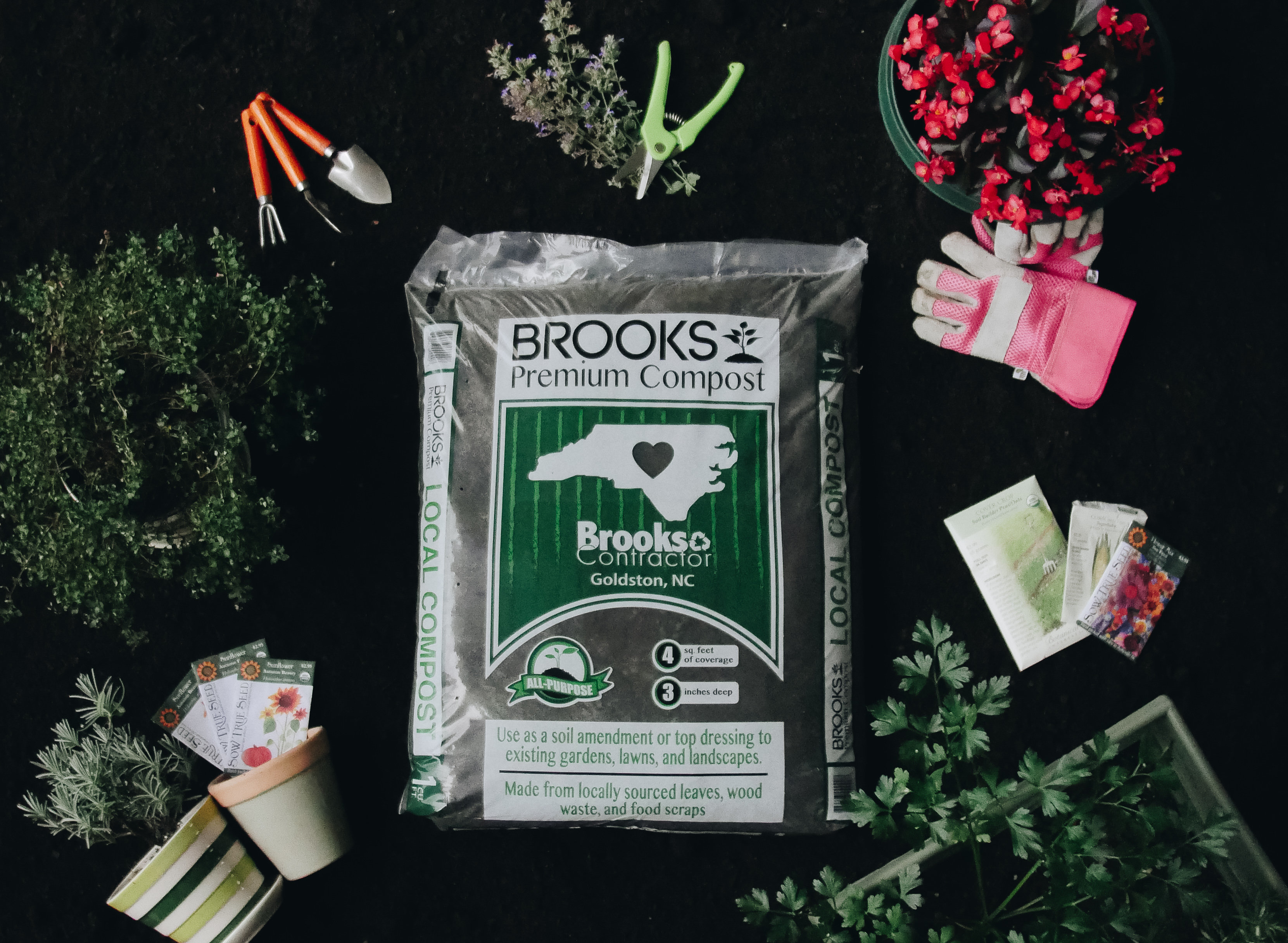 Brooks Compost