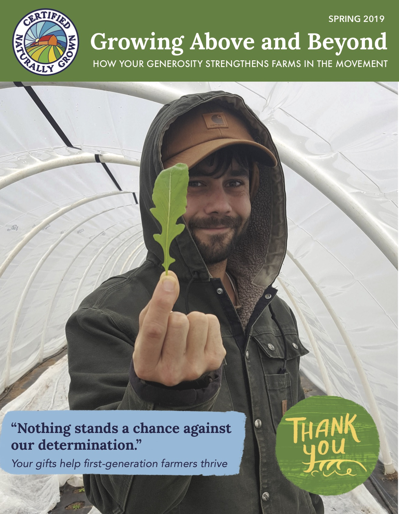 CNG Alternative Organic Certification Newsletter 2